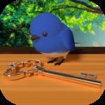 脱出ゲーム ~木漏れ日落ちる山小屋~ iOS版もリリースしました!
