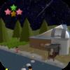 脱出ゲーム 「蛍の舞う星月夜」iOS版をリリースいたしました。